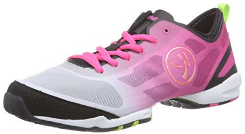 Zumba Women S Flex Ii High Dance Z Slide Shoes