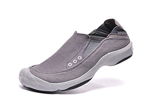 senximaoyi® Light Wear Comfortable Walking Shoes Leisure Mens Shoes Doug Grey WewCO