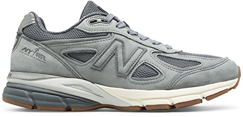 Gunmetal Grey w990v4 Running Women's Shoe New Balance 0qXYz