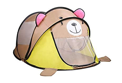 GreEco Extra Large Childrens Pop Up Tent Instant Portable Travel Baby Tent Boat Shape  sc 1 st  Amazon.com & Amazon.com: GreEco Extra Large Childrens Pop Up Tent Instant ...