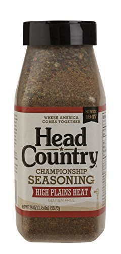 Head Country Bar B Q Championship Seasoning