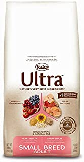 product image for Nutro Ultra Small Breed Dog Food, 4 Lb.