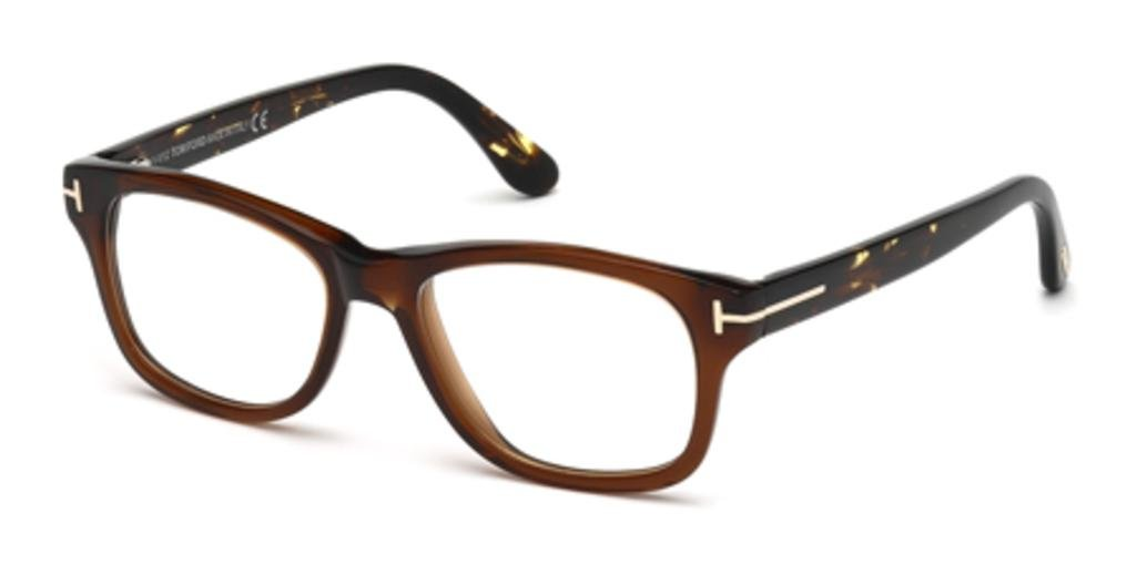 Tom Ford 5147 Eyeglasses Color 050 Size 52-17 by Tom Ford