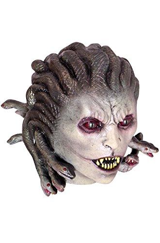 Adult Classic Medusa Greek Mythology Mask ()