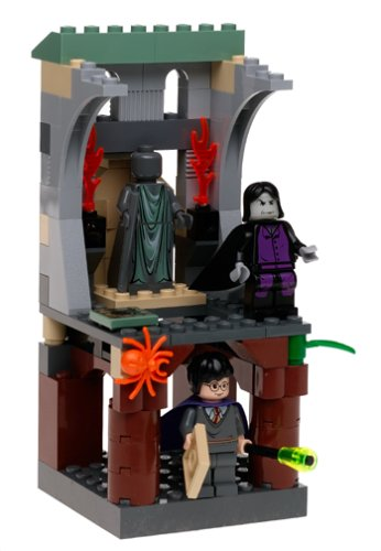 LEGO Harry Potter 4751 : Harry and the Marauder's Map