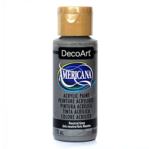 (DecoArt Americana Acrylic Paint, 2-Ounce, Neutral)