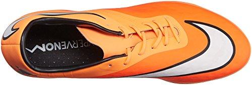 Nike Hypervenom Phatal FG, Scarpe Da Calcio da Uomo (Orange)