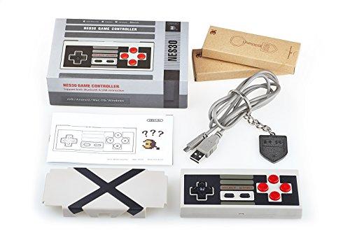 8Bitdo Mando Bluetooth Classic Nintendo NES30