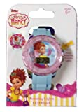 Fancy Nancy Rotating Lights LCD Watch