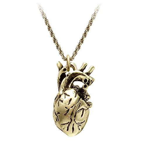 SENFAI Antique Anatomical Pendants Necklace product image
