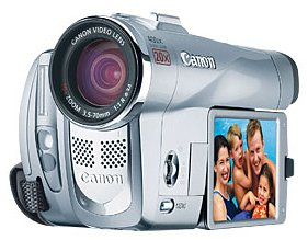 amazon com canon elura 90 minidv camcorder w 20x optical zoom rh amazon com Canon Elura 100 Battery Canon Elura 100 Troubleshooting