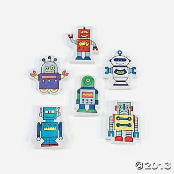 robot goodies - 1