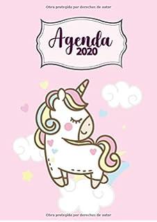 ABYED Caja de regalo de agenda Kawaii de Unicornio más un ...