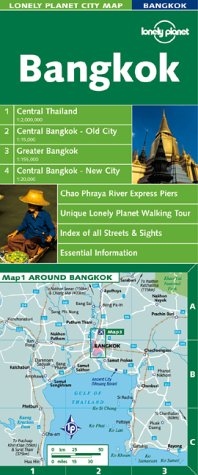 Lonely Planet Bangkok (Lonely Planet City Maps)