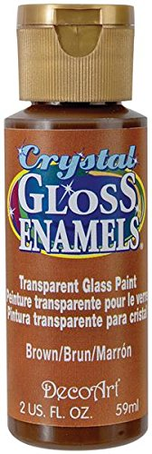 DecoArt Americana Crystal 2 Ounce Turquoise