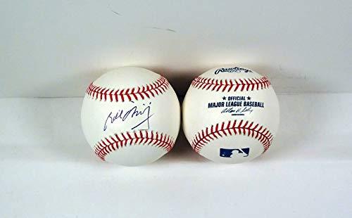 Bill O'Reilly Factor Fox News Signed Autograph MLB Baseball COA
