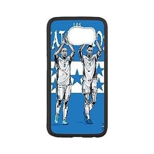 Samsung Galaxy S6 Cell Phone Case Black WorldCup Hounduras SLI_735081