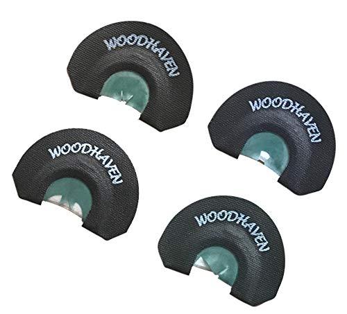 - Woodhaven Ninja 4 Pack Diaphragm Turkey Calls