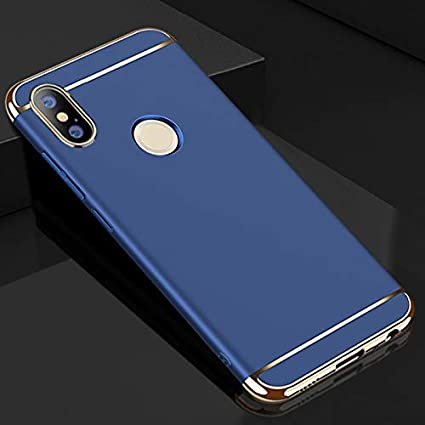pretty nice 434e2 c6f4e MVE® Redmi 6 Pro Back Covers, Hard Case, Ultra-Thin: Amazon.in ...