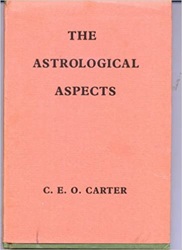 Astrological Aspects, Carter, Charles Ernest Owen