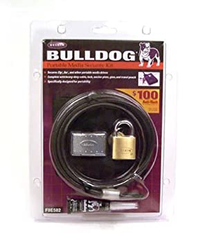 Stereos TVs Belkin Bulldog Security Lock for Computers