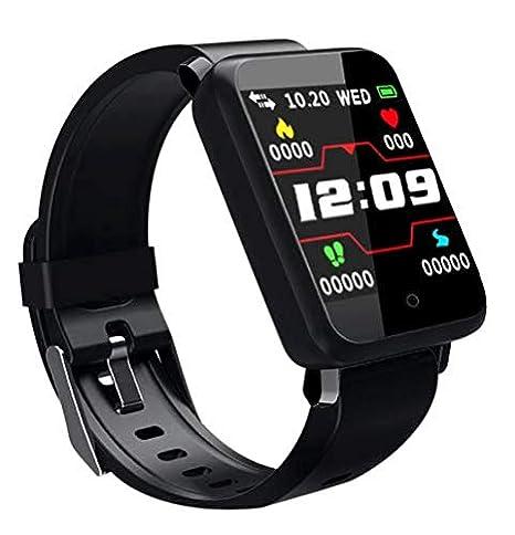F1 1.44 TFT Pantalla táctil a color IP67 Impermeable Reloj inteligente Monitor de presión