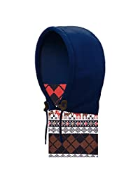 Azarxis Balaclava Ski Full Face Mask Hood Neck Warmer Winter Hat - Fleece Cap