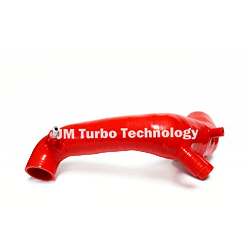 VOLKSWAGEN 99-05 Jetta 1.8T MK4 Silicone Turbo Inlet Air Intake Hose RED