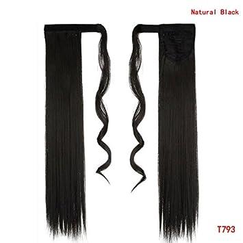 Amazon.com: snoilite 24 inch sintético rizado largo pelo ...