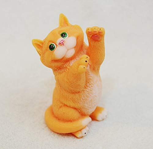 PlenTree 3D Lovely s Mold Soaps Kitten molds Candle Mold Aroma Stone s Handmade soap Making