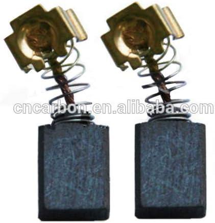 Genuine Makita CB419 Carbon Brush Pair Brushes Set HR2430 HR2432 HR2440 HR2450