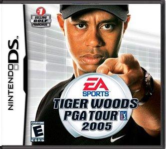 New Wood Golf Tees (Tiger Woods PGA Tour 2005 - Nintendo DS)