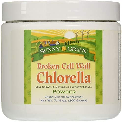 Sunny Green Chlorella Powder, 7.14 Ounce