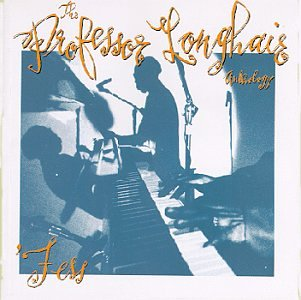 Fess: The Professor Longhair Anthology by PROFESSOR LONGHAIR
