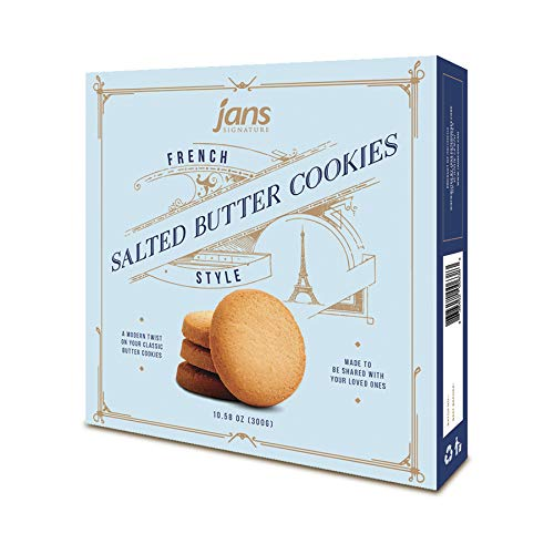 - Jans French Style Salted Butter Cookies (300g)
