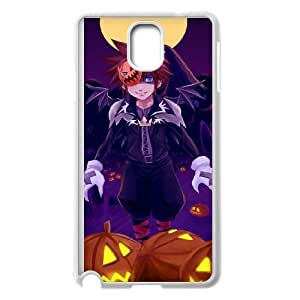 Samsung Galaxy Note 3 White Cell Phone Case Kingdom Hearts Cell Phone Case Protective