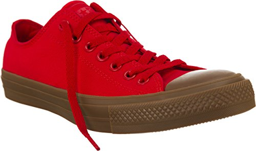abc659b33511 Converse Chuck Taylor All Star 2 Ox (Red Gumsole) M Size 9 - Buy Online in  Oman.