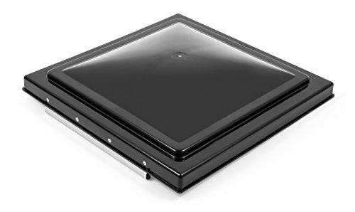Camco 40177 Replacement Vent Lid ( Ventline (pre 2008) & Elixir (since 1994) Black Polypropylene )