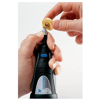 Dremel 423E EZ Lock Cloth Polishing Wheel for Rotary Tools - Power Rotary Tool Buffing Wheels - .com