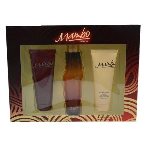(Mambo by Liz Claiborne for Men Gift Set)