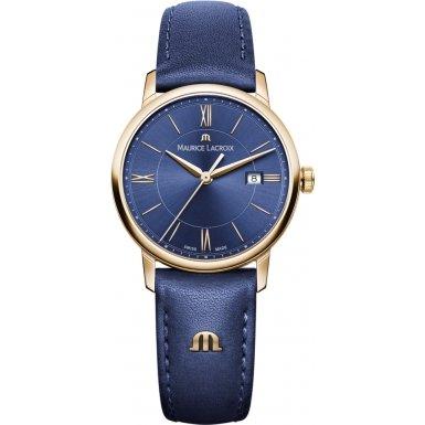 Maurice Lacroix Eliros EL1094-PVP01-411-1 Wristwatch for women with genuine diamonds