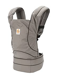 Ergobaby Travel Carrier, Graphite Grey (Discontinued by Manufacturer)
