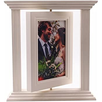 Amazon Com Ikea Tolsby Frame For 2 Sided Pictures White
