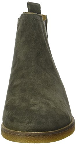 Suede Olive Ferdinand Shoes Mens Base London ZnCtF