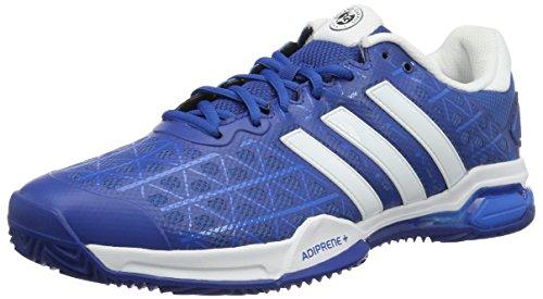 save off f6155 2b34d Para Zapatillas Barricade Ftwbla Azuimp De Blanco Adidas Clay Tenis Azul  Hombre Club eqtazu tYRqAw