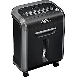 Fellowes IntellishredTM PS-79CI Heavy-Duty Confetti-Cut Paper Shredder Shredder,PS79CI INTELLSHD