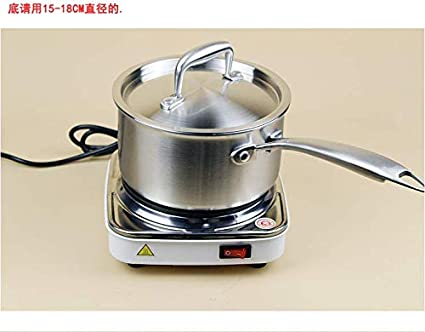 Amazon.com: YUEWO 1000W(110V) Electric Stove Small Electric Stove Coffee Stove Tea Stove Hot Pot Frying Boiler Beaker Available: Kitchen & Dining