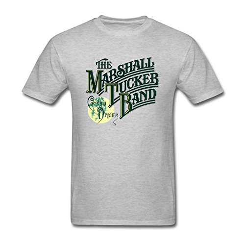 NYShirt Men's The Marshall Tucker Band Logo Short Sleeve - Remix Florida Band South
