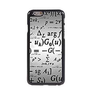 LIMME Mathematics Design Aluminum Hard Case for iPhone 6 Plus
