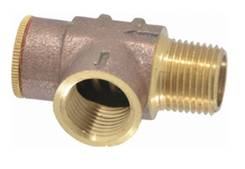 Legend Valve 111-302NL T-50 No Lead Pressure Relief Valve 75-150 PSI, 1/2 (Legend Pressure Relief Valve)